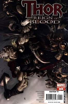 Thor: Reign of Blood