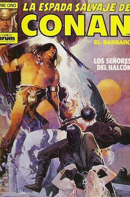 La Espada Salvaje de Conan. Vol 1 (1982-1996) #54