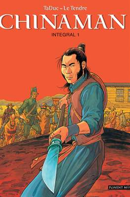 Chinaman (Cartoné 144 pp) #1