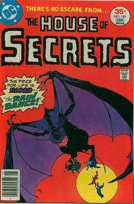 The House of Secrets (Grapa) #149