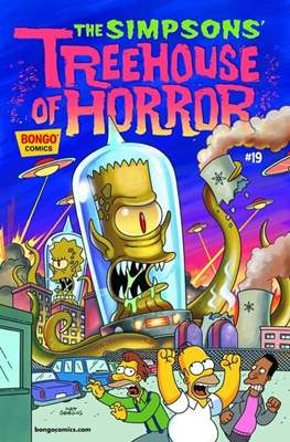 The Simpson's Treehouse of Horror #19