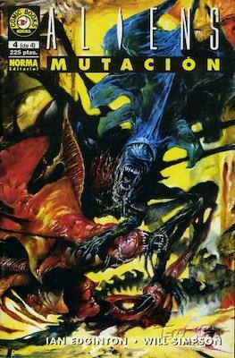 Aliens: Mutación (Grapa 36 pp) #4
