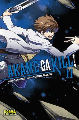 Akame ga Kill! (Rústica con sobrecubierta) #11