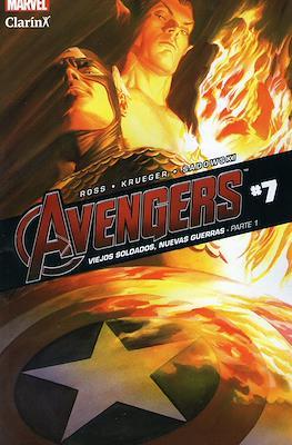 Colección Avengers (Rústica) #7