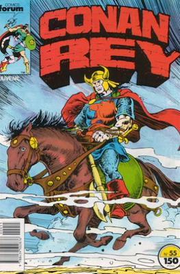 Conan Rey (Grapa. 32 páginas.) #55