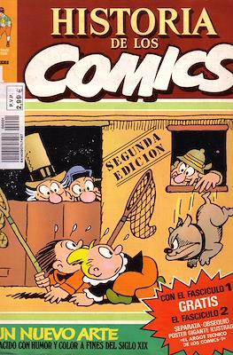 Historia de los Cómics