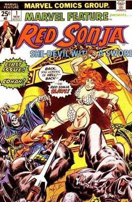 Marvel Feature presents Red Sonja (Comic Book) #1