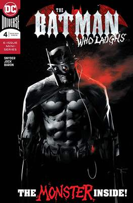 The Batman Who Laughs (2018-) (Comic Book) #4