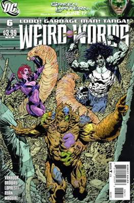 Weird Worlds (2011) (Comic Book) #6