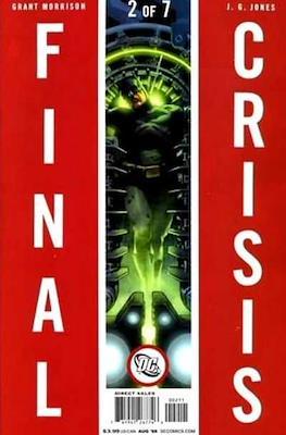 Final Crisis (2008-2009) (saddle-stitched) #2