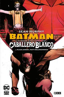 Batman: La maldición del Caballero Blanco - DC Black Label (Cartoné 272 pp)