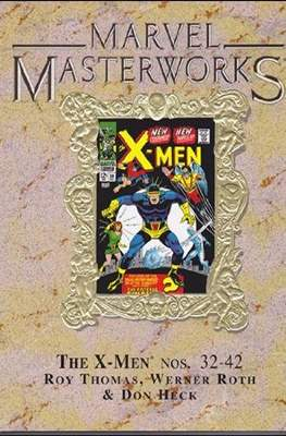 Marvel Masterworks (Hardcover) #35