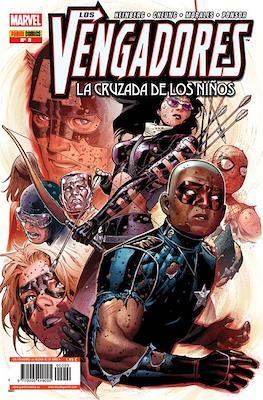 Los Vengadores: La cruzada de los niños (2011-2012) (Grapa) #9