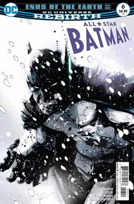 All Star Batman vol. 1 (2016-2017) (Comic-book) #6