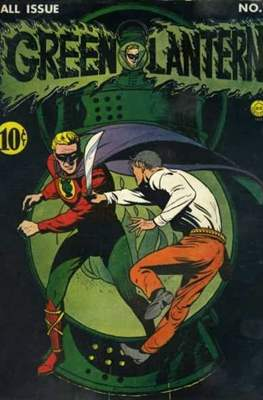 Green Lantern Vol 1 (Comic Book) #1