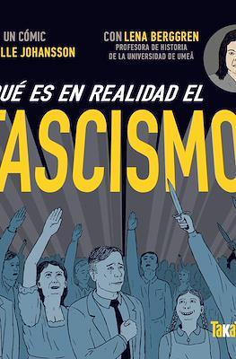 ¿Qué es en realidad el fascismo? (Cartoné 68 pp)