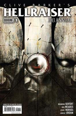 Clive Barker's Hellraiser 2013 Annual
