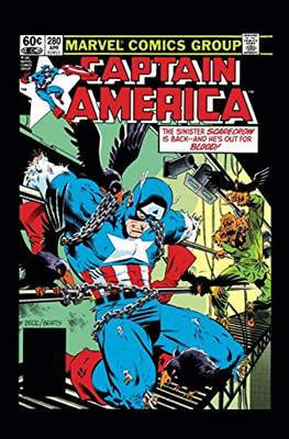 Captain America Epic Collection (Softcover) #10