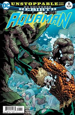 Aquaman Vol. 8 (2016-2021) #8