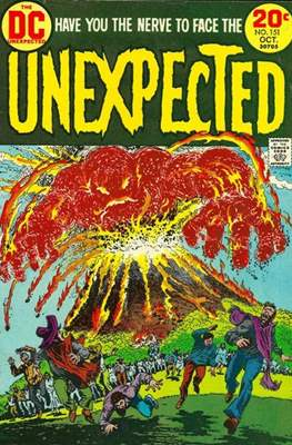 The Unexpected (Comic Book) #151