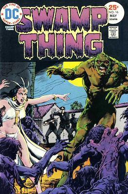 Swamp Thing Vol. 1 (1972-1976) (Comic Book) #16