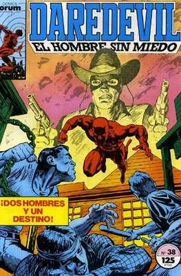 Daredevil (Grapa 32 pp) #38