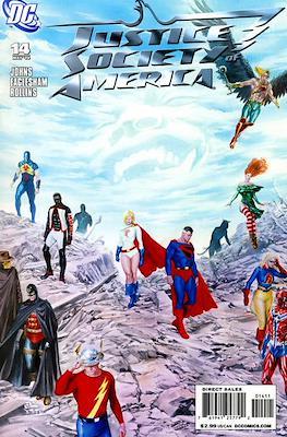Justice Society of America Vol. 3 (2007-2011) (Comic Book) #14