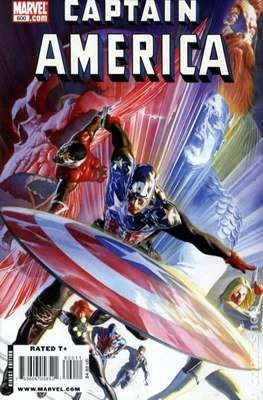 Captain America Vol. 5 (2005-2013) (Comic-Book) #600