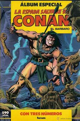 La Espada Salvaje de Conan - Álbum especial (Retapados) #12