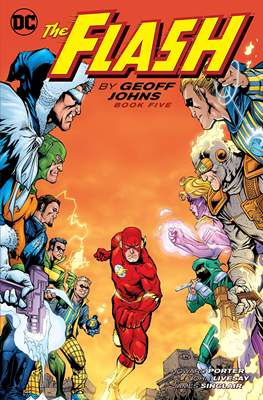 The Flash by Geoff Johns (Softcover) #5