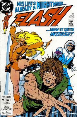 The Flash Vol. 2 (1987-2006) (Comic Book) #28