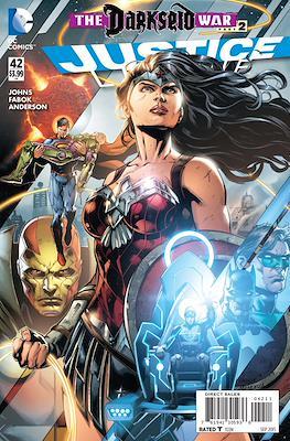 Justice League Vol. 2 (2011-2016) (Comic-Book) #42