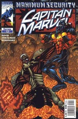 Capitán Marvel Vol. 1 (2000-2002) (Grapa 28-44 pp) #12