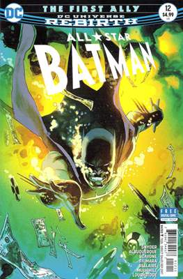 All Star Batman vol. 1 (2016-2017) (Comic-book) #12
