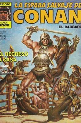 La Espada Salvaje de Conan. Vol 1 (1982-1996) #57