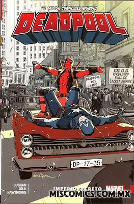 Deadpool (2016-2018) (Rústica) #10