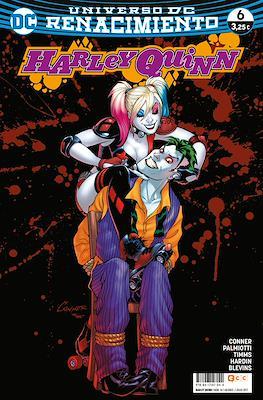 Harley Quinn. Nuevo Universo DC / Renacimiento (Rústica / Grapa) #14 / 6