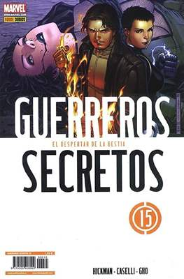 Guerreros secretos (2009-2012) (Grapa) #15