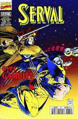 Serval / Wolverine Vol. 1 (Agrafé) #39