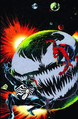 100% Marvel HC. Veneno: Planeta de Simbiontes
