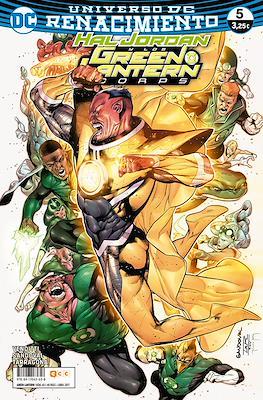 Green Lantern. Nuevo Universo DC / Hal Jordan y los Green Lantern Corps. Renacimiento (Grapa) #60/5
