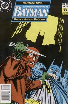 Batman (1987-1993) (Grapa) #35