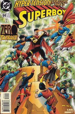 Superboy Vol. 4 #64