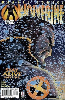 Wolverine (1988-2003) (Comic Book) #170