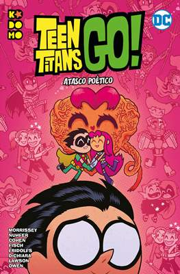 Teen Titans Go! (Rústica 72 pp) #7