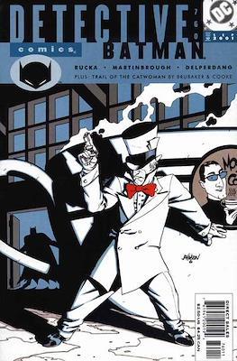 Detective Comics Vol. 1 (1937-2011; 2016-) (Comic Book) #760