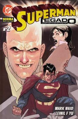 Superman. Legado (Rústica 112 pp) #2