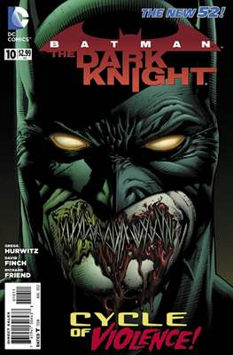 Batman: The Dark Knight Vol. 2 (2012-2015) #10
