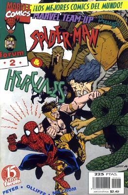 Marvel Team-Up Presenta (1998-1999) (Grapa. 17x26. 24 páginas. Color.) #2