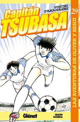 Capitán Tsubasa. Las aventuras de Oliver y Benji (Rústica con sobrecubierta) #29